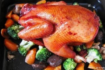 烤全鸡怎么做好吃 烤全鸡的简单做法