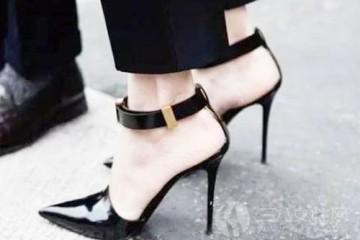 如何挑选合适的高跟鞋